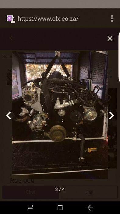 Vendo motor para Ford Ranger 3.2