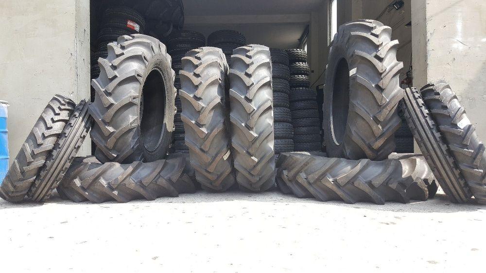 13.6-28 CAUCIUCURI de tractor BKT 8 pliuri GARANTIE 2 ani TVA inclus