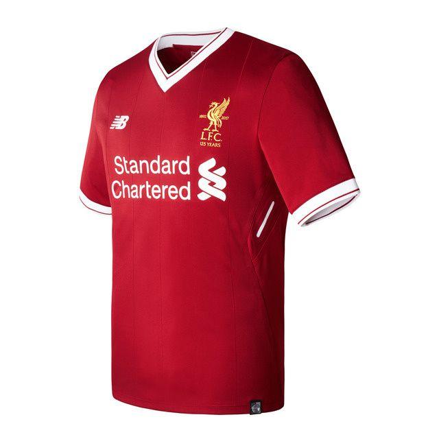 Camisete de Liverpool temporada 2018/19