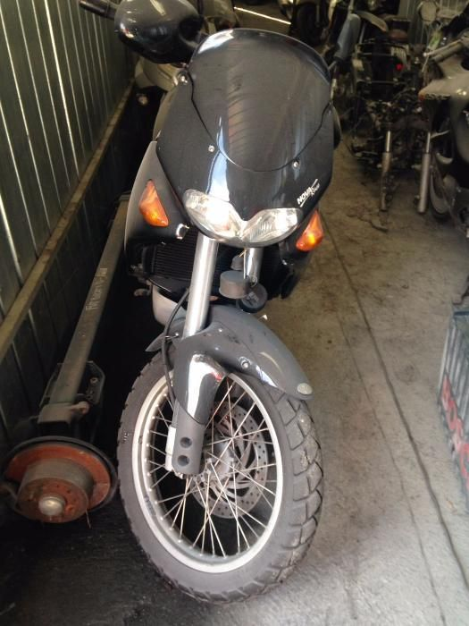 Мотоциклет Априлия ПЕГАСО125-600(Aprilia PEGASO )-НА части