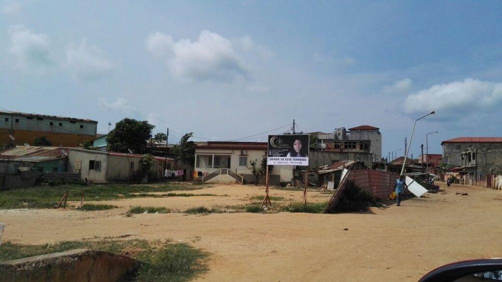 Vendo Terreno Na Cidade de Cabinda Bairro Amilcal Cabral
