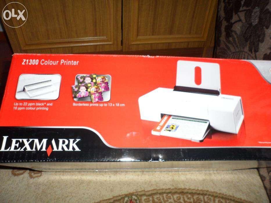Принтер Lexmark Z1300.