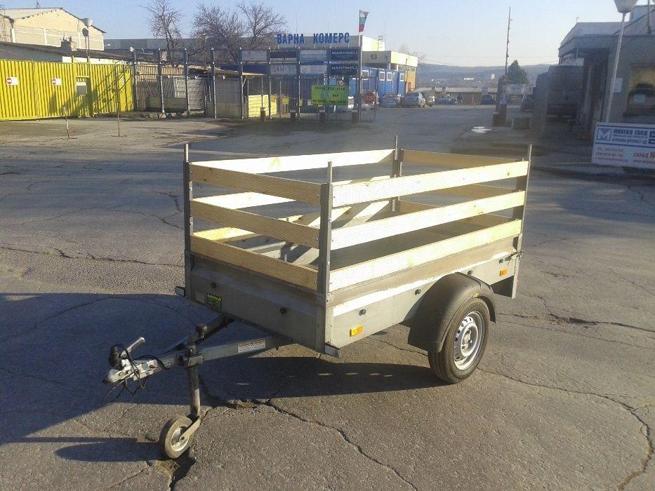 Туристическо ремарке под наем за превоз до 400 кг. 25 лв./ден