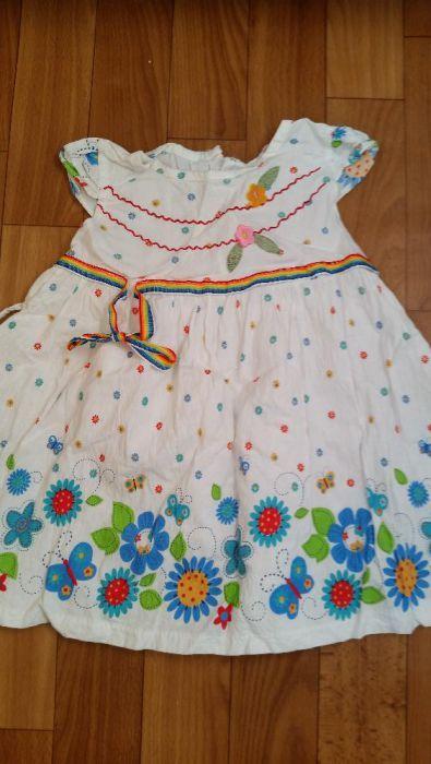продам платье для девочки 1-2 лет