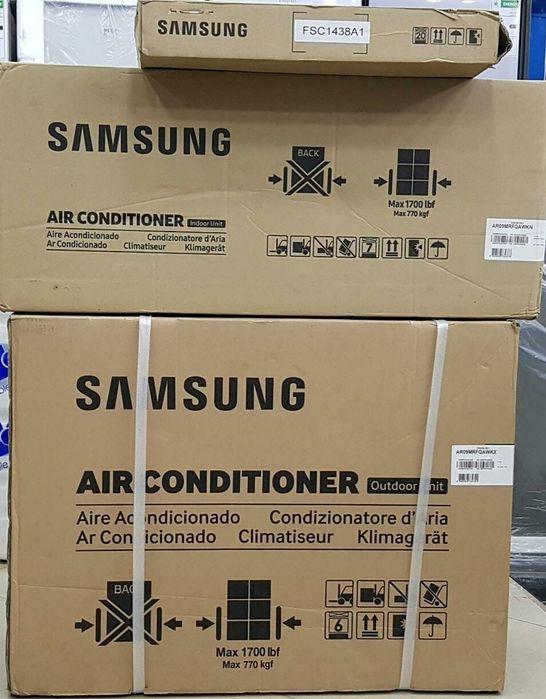Ac Da marca Samsung 9000BTU Seladas