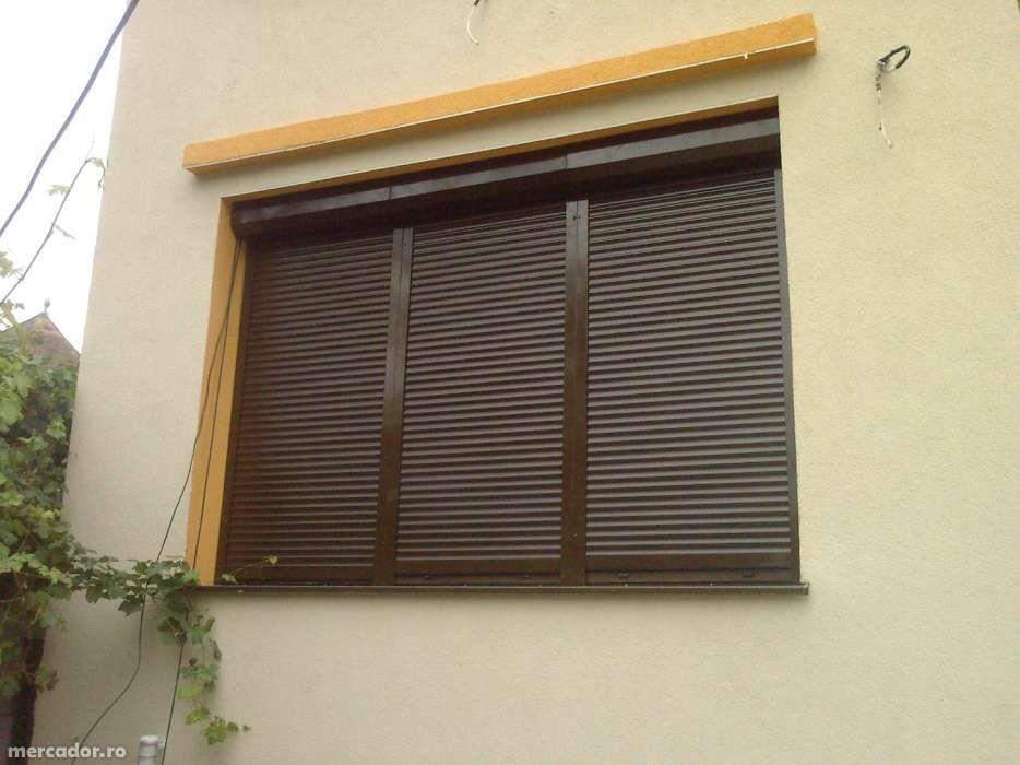 Rulouri exterioare pvc sau al,usi de garaj,copertine mobile,pergole