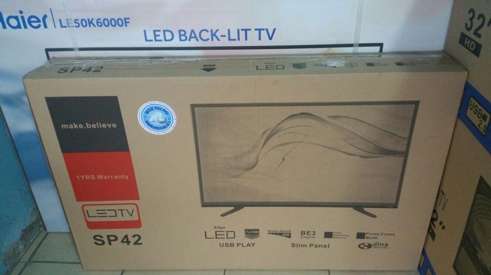 Grande promoção de tvs Led FULL HD Samsung 42 polegadas novas na caixa