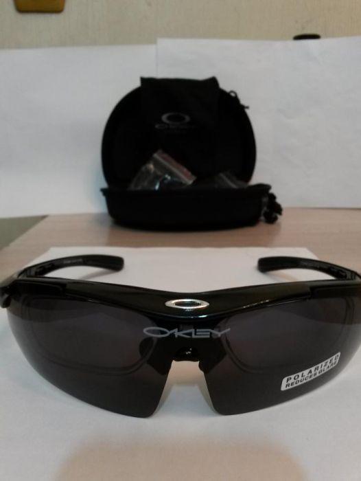 Продам новые полароид тактические очки Okley
