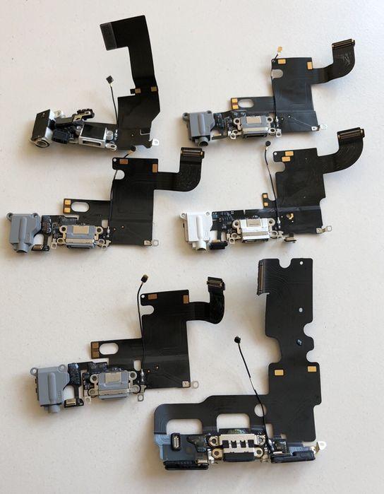 Modul Banda Mufa Incarcare iPhone X 8 7 6/s+ 5/s+ Difuzor Sunet Jack