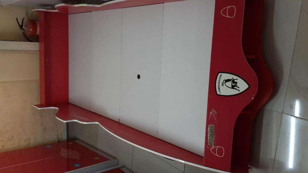 Conjunto de quarto infantil da lonborghini.produtos novos na caixa.