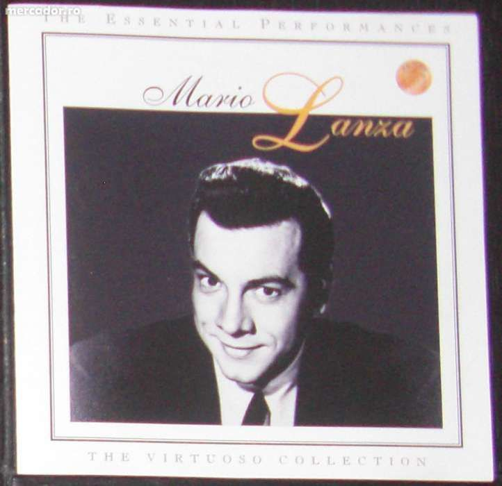 Vand Colectie MARIO LANZA - 5 CD-uri!!!