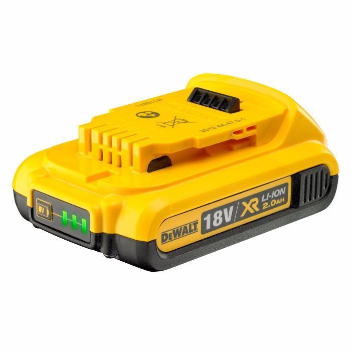 Батерия Dewalt DCB183 2Ah 18V Нова! 2год гаранция