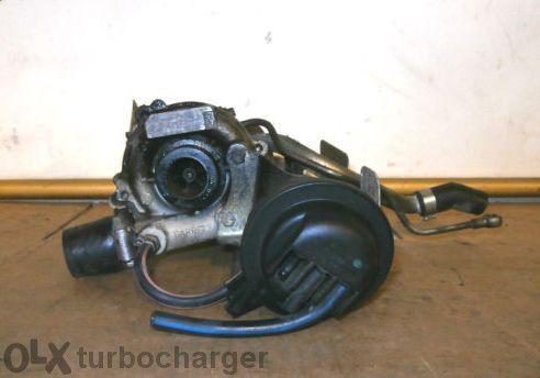 Продавам турбо - турбина за Smart Fortwo : Двигател 600cc - 54 к. с.
