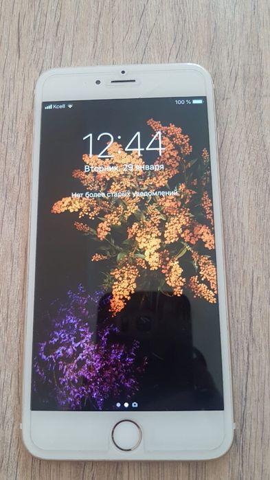 iPhone 6 Plus gold 128ГБ