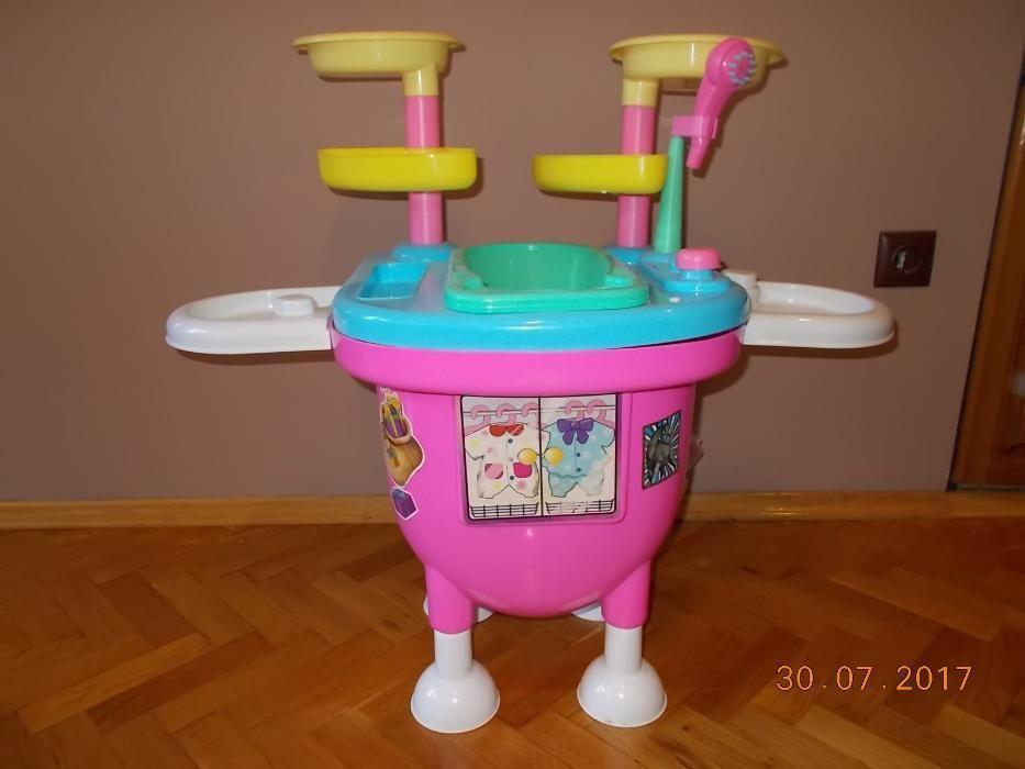 детска баня за кукли