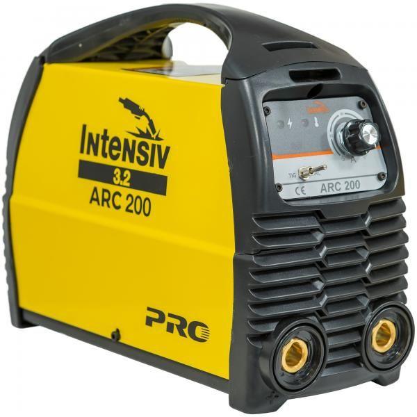 Aparat de sudura invertor Intensiv Profesional ARC 200 VRD, 200A-53002