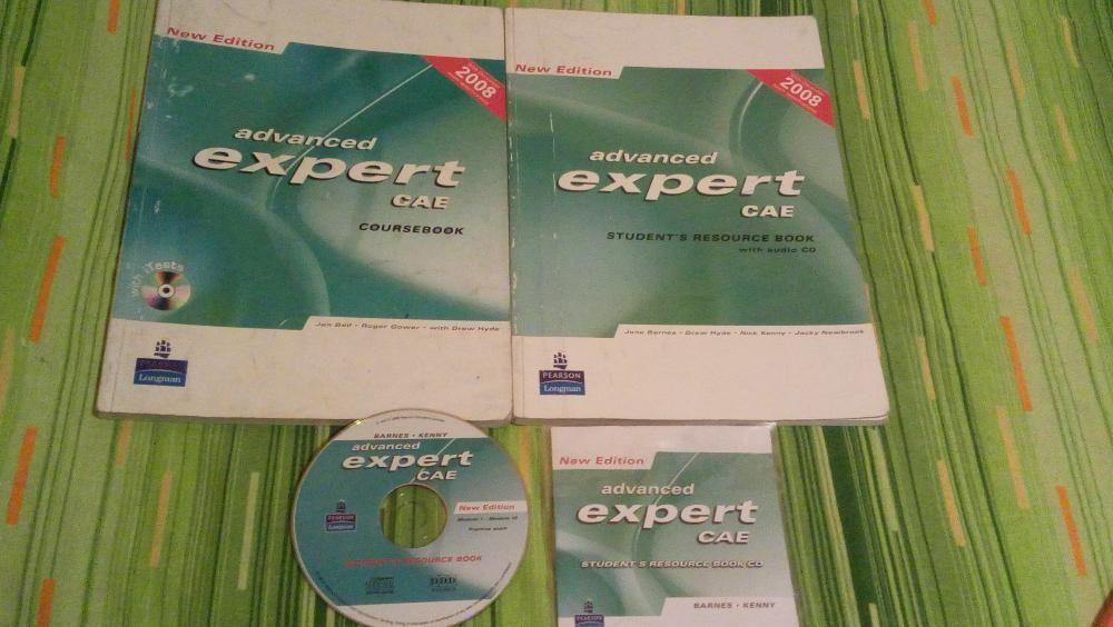 Учебници по английски език FCE Result (B2) и CAE Advanced Expert (C1)
