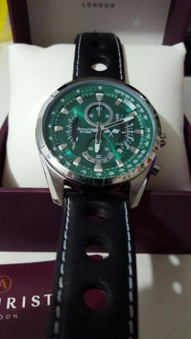 Ceas original Accurist SPORT MS785E Cronograf