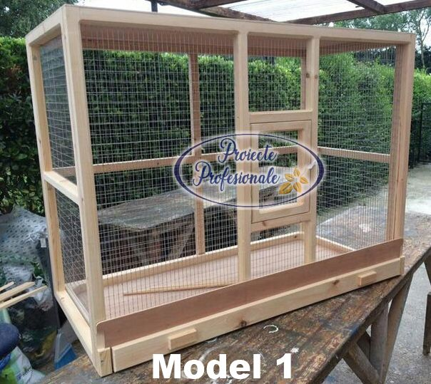 cusca pentru animale, pasari, papagali, veverite, perusi model 1