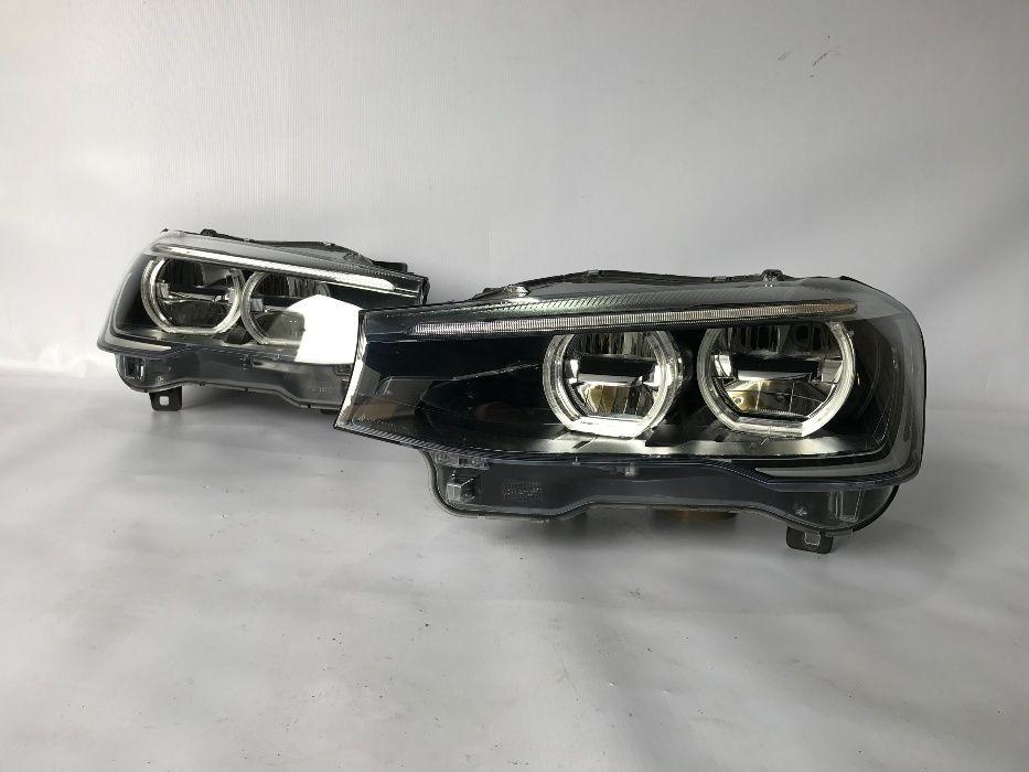 BMW X3 X4 F26 F25 LCI LIFT FULL LED far xenon led modul tms racitor