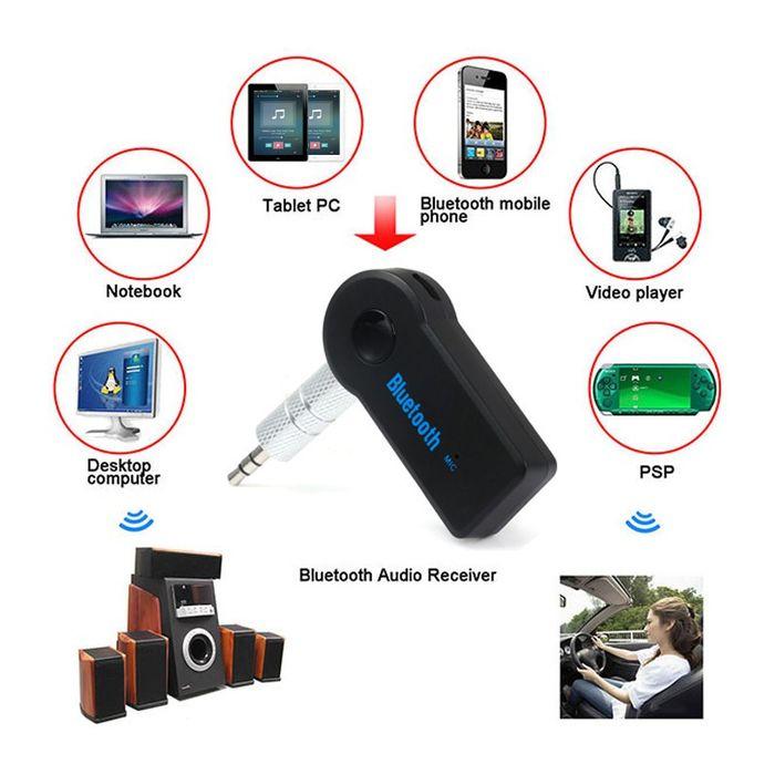 Adaptador Bluetooth para todos os aparelhos com entrada auxiliar Bairro Central - imagem 2