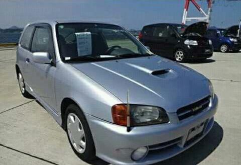 Toyota Starlet há venda