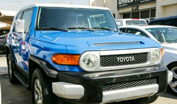 Toyota fj Cruiser Avenda Lobito - imagem 1
