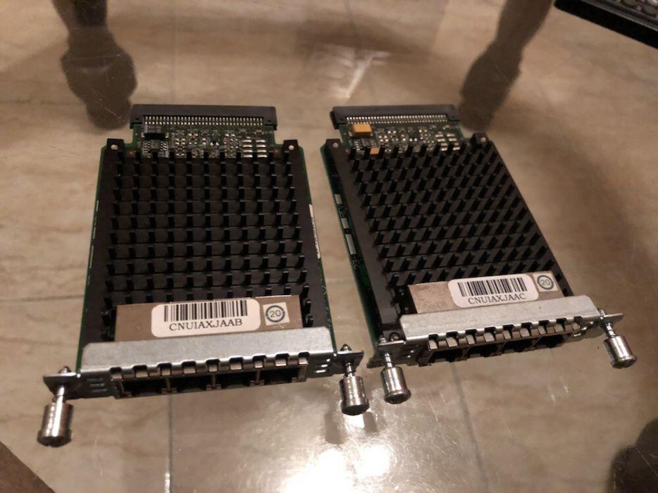 Placa Cisco VIC2 - 4FXO