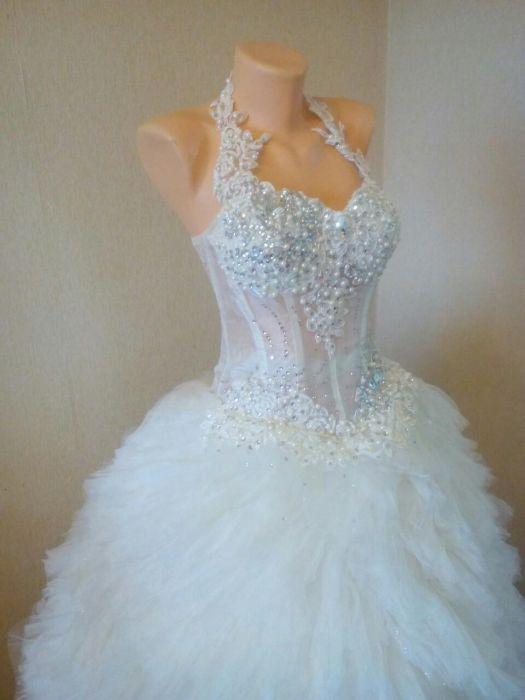 Новое свадебное платье продам или сдам на прокат