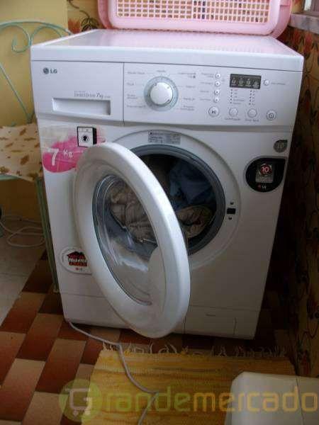 prestaçao de serviço de máquinas de lavar roupa ao domicilio