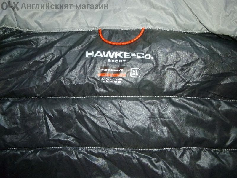 The Hawke & Co мъжки пухен елек гр. Пловдив - image 11