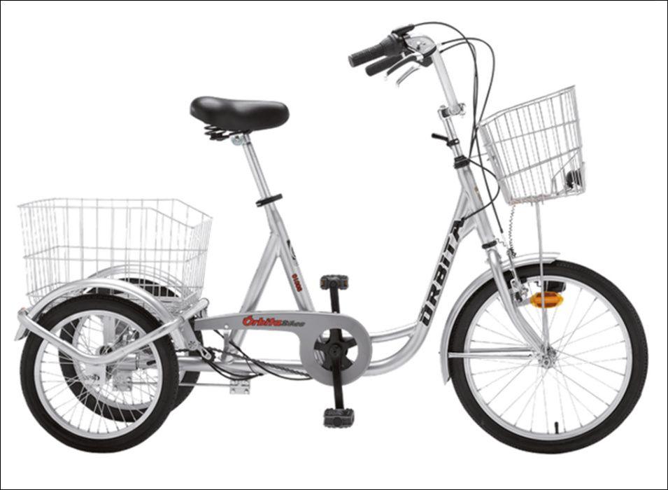 Órbita Triciclo Large (picolé) Maianga - imagem 1