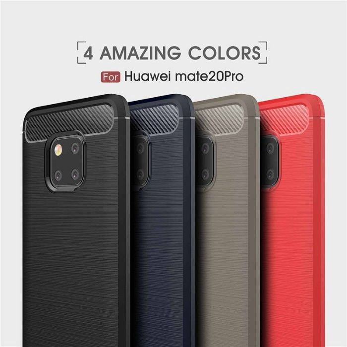 RUGGED ARMOR калъф кейс мат за Huawei Mate 20 PRO, Mate 20 Lite