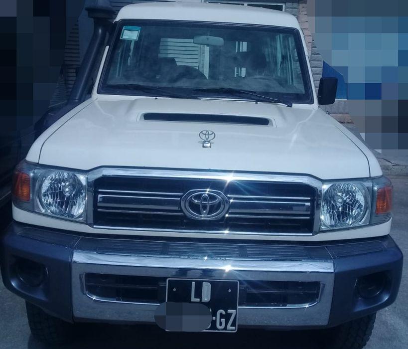 Vendo este Toyota HZ