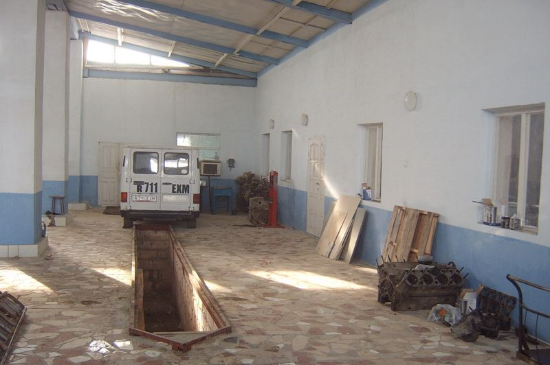 Офисно-складской комплекс и Автосервис