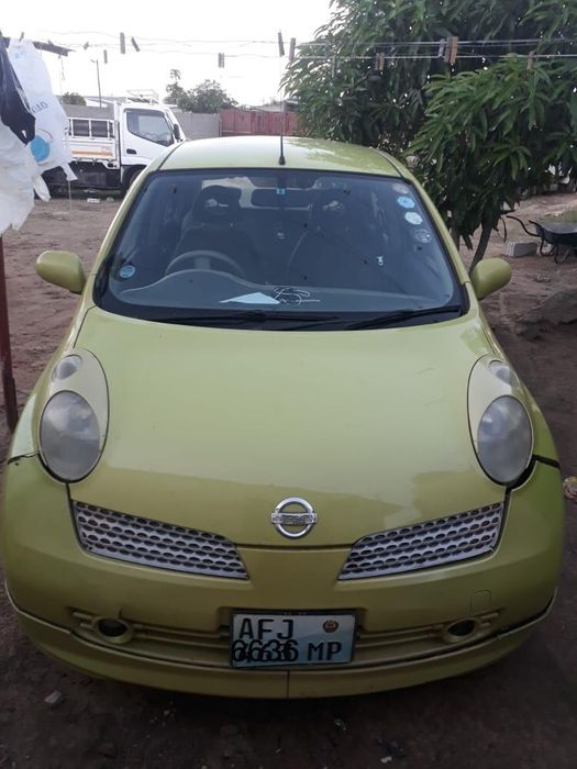 NISSAN March clean