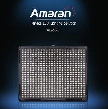 Aputure Amaran AL-528C Bicolor Led Panel CRI+95 – Lampa Bi-colora