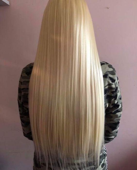 Екстеншъни / Треса за коса в различни цветове
