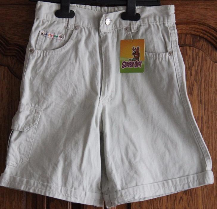 Pantaloni scurti tip bermude ECEM JUNIOR, noi