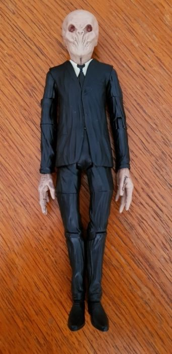 Figurina The Silence BBC Dr. Who 2010