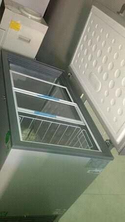 Vendo esse congelador 250 litro