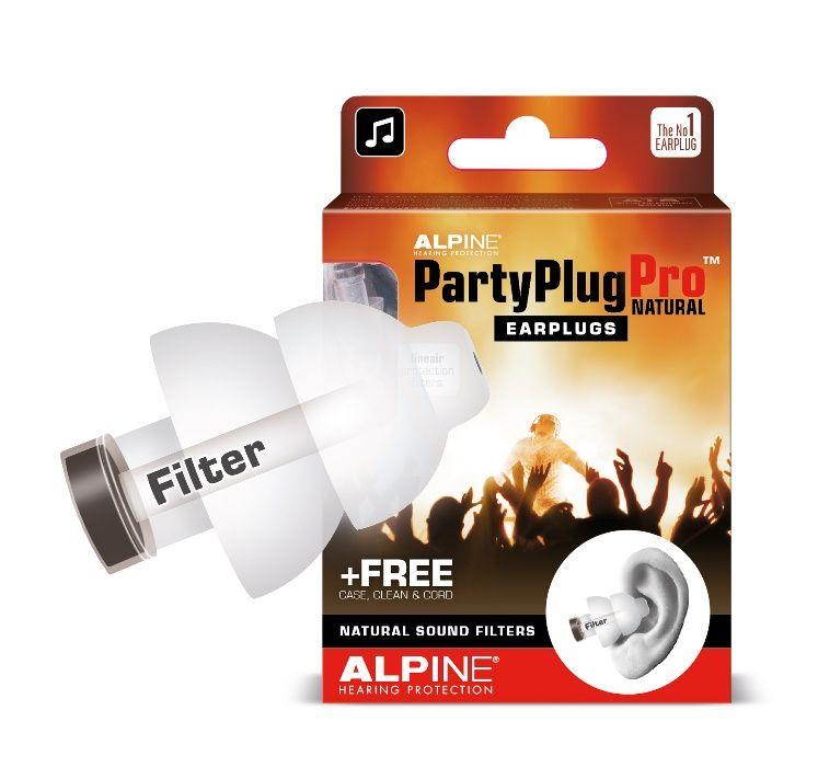5ac0cdd5539 Тапи за уши с филтри Alpine PartyPlug Pro™ гр. София Зона Б-5 • OLX.bg