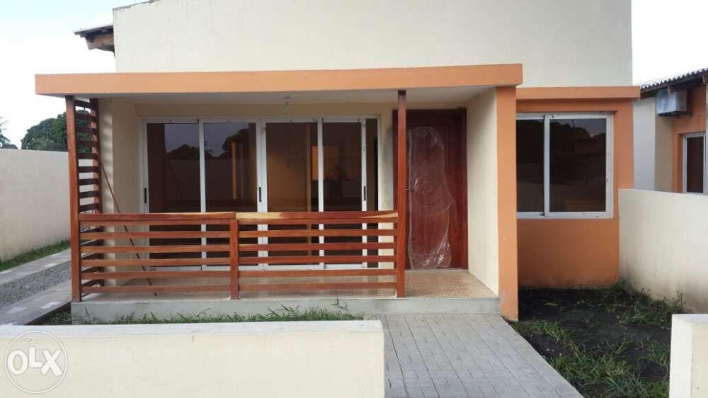 Arrenda - se casas num condomínio Nacala porto