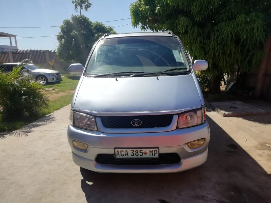 Regius a gasolina super clean Maputo - imagem 2