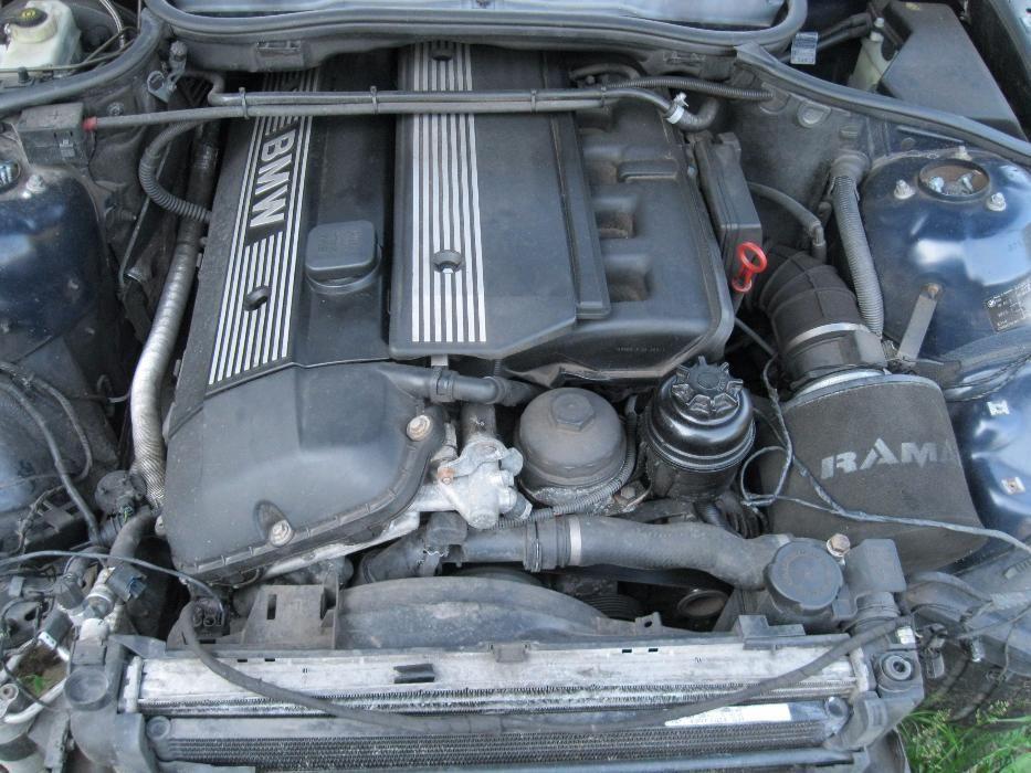 Motor complet BMW 3.0i motor M54B30 de 2979 cmc E46 E39 X5 330i 530i