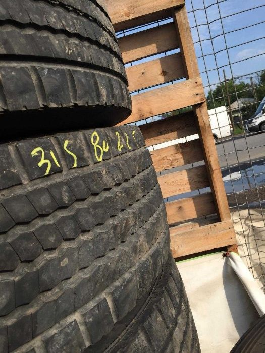 Anvelope second hand camion 315/80R22.5