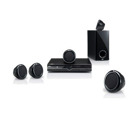 LG HT-356SD Sistem Home Cinema
