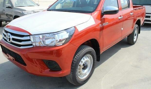 Toyota Hilux Viana - imagem 1