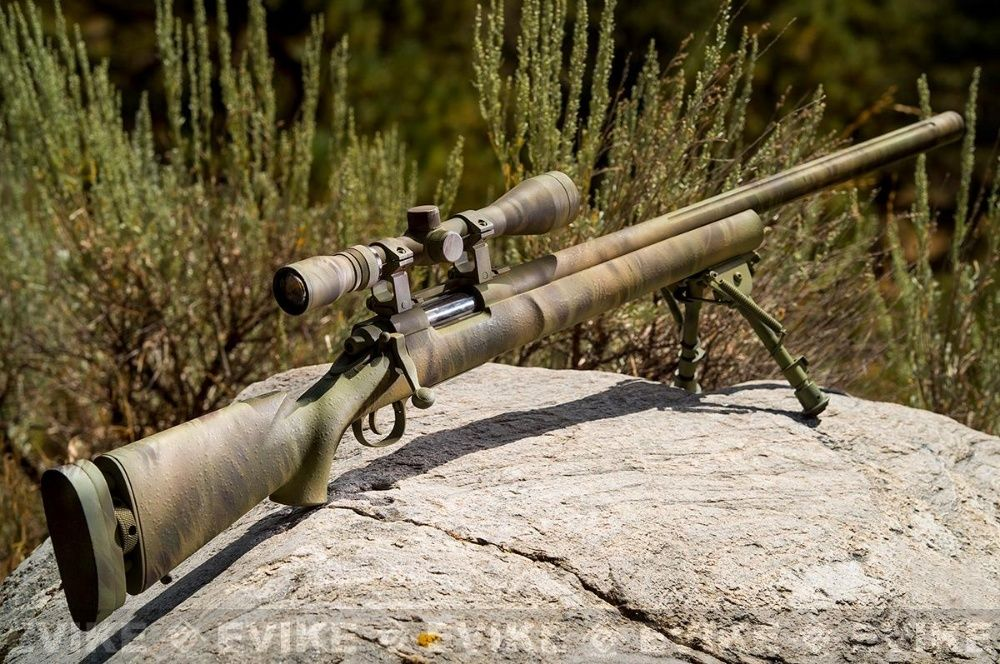 FOARTE PUTERNICA!! Pusca Airsoft Full Metal MANUALA Pachet Sniper Bile