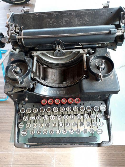 Masina scris Bucuresti - imagine 1
